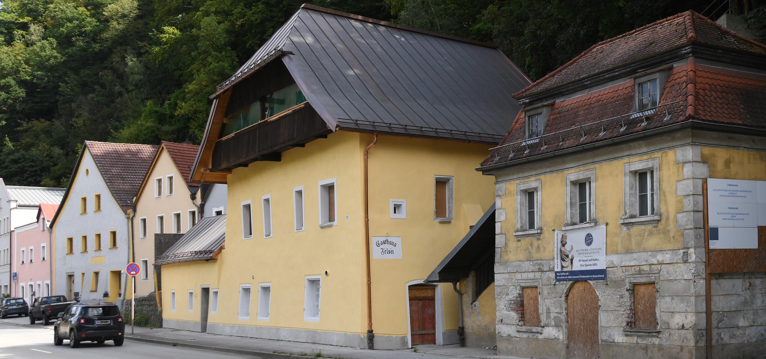 Sanierung ehem. Gasthaus zur Fels'n - Planungsbüro Grassl
