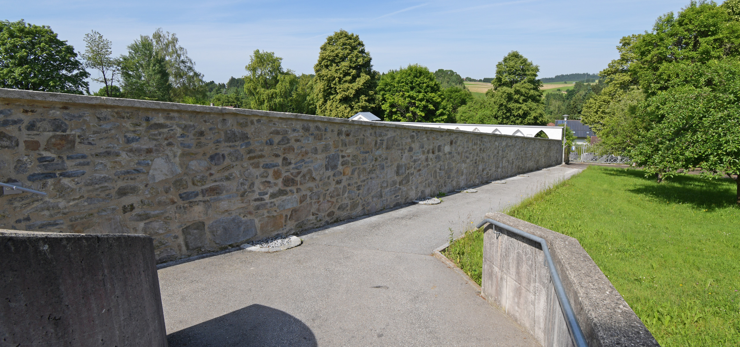 Projekt 03_Instandsetzung historische Mauer